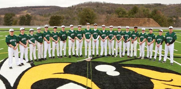2017 Wellsboro Hornets Varsity Baseball Roster