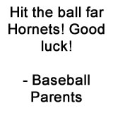 Baseball Parnets