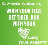 2018 MS XC Parents