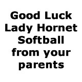 2019 Softball Good Luck