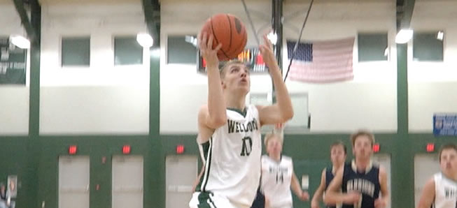 Prough's 21 lead Hornets over Williamson.