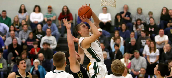 Hornets top Tigers in OT thriller.