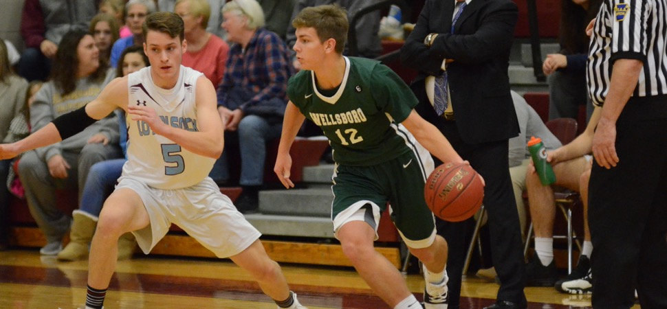 Hornets fall to Loyalsock in tournament final.