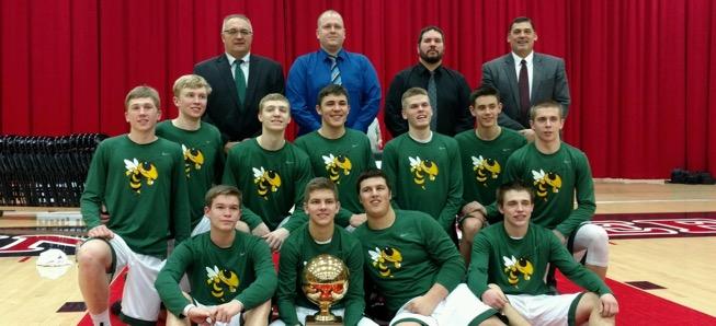 Hornets claim NTL Showdown title