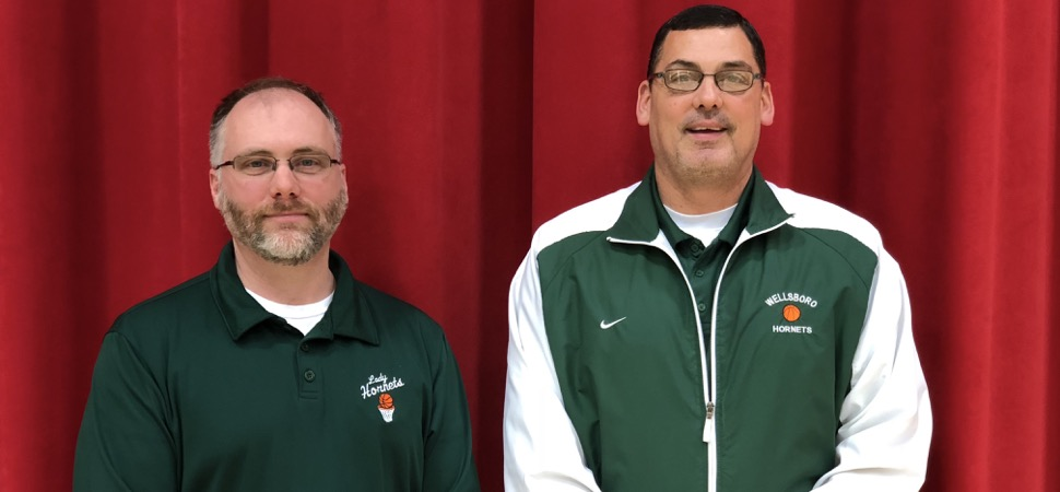 Outman, Davis win NTL Coach of the Year honors.