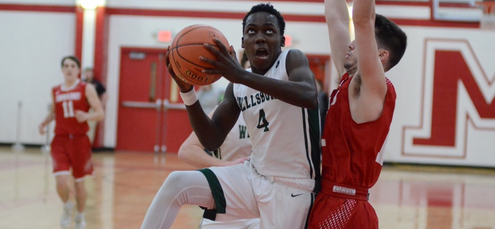 Wellsboro uses hot start to down No. 3 Mount Carmel, 73-48.