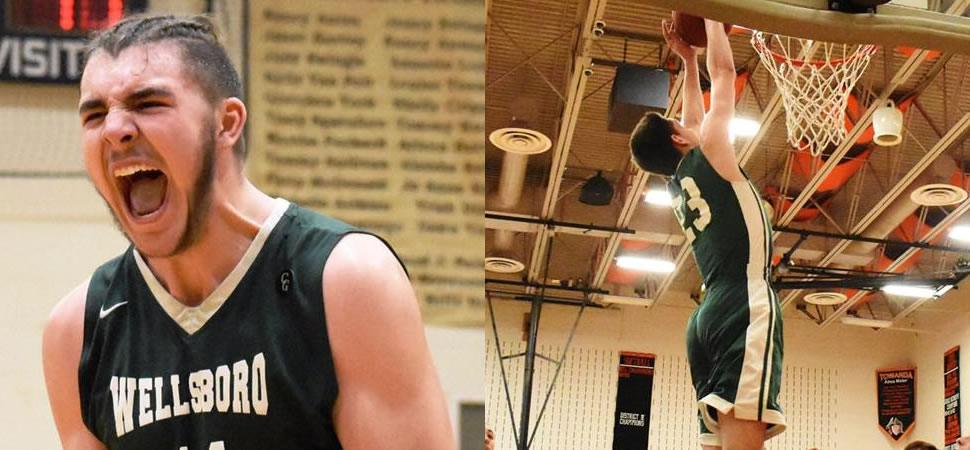 Tuttle, Brelo named All-Region Players of the Year.