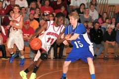 2012 Sullivan County vs. South Williamsport Boys Basketball
