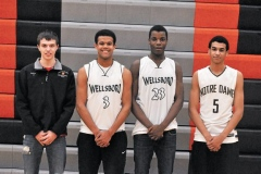 2012-13 Boys Basketball All-Region Team
