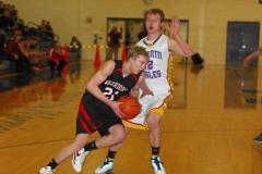 2013 Canton vs. Line Mountain District IV Boys Basketball Playoffs