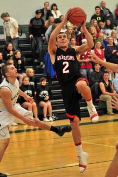 2012 Canton vs. Wellsboro Boys Basketball
