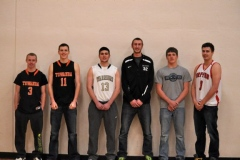 Huff heads boys' All-Region team