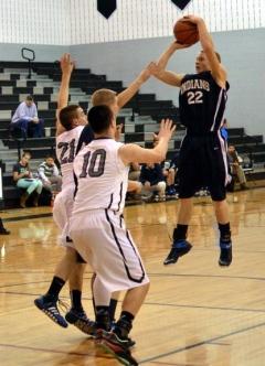 2014 Cowanesque Valley vs. Athens Boys Basketball