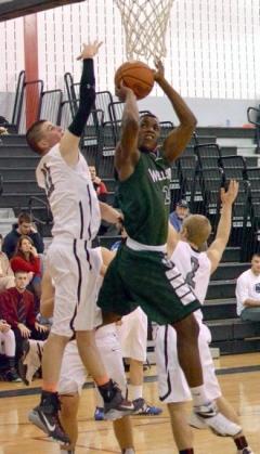 2014 Wellsboro vs. Athens Boys Basketball