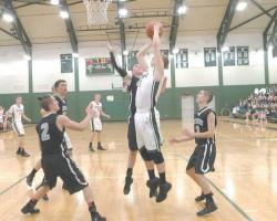 Athens rolls past Wellsboro for division title