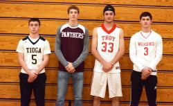 NP-Mansfield's Burleigh headlines All-Region boys' basketball