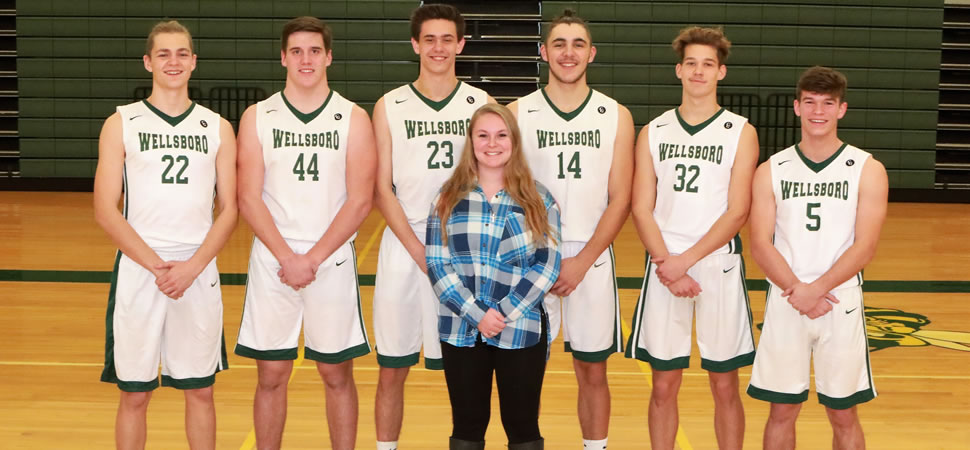 2018 Wellsboro Boys Basketball Senior Class