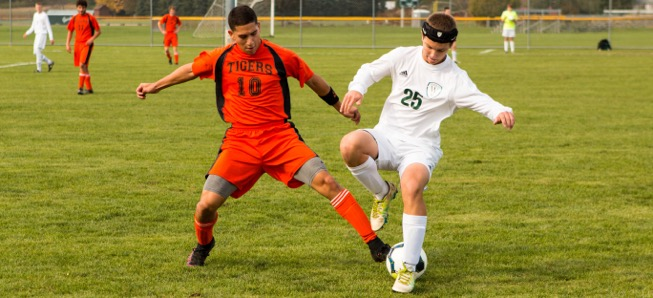 Hornets shutout Galeton 2-0 in Districts.