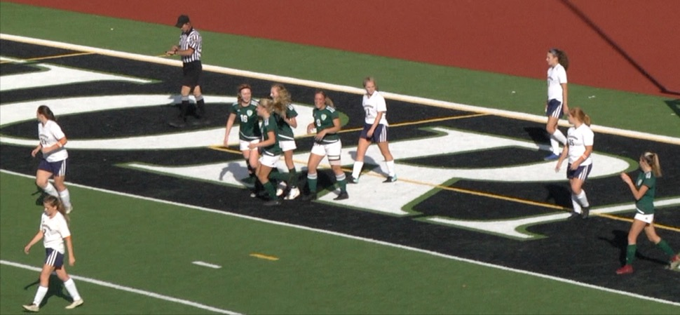 Lady Hornets shutout Williamson, 3-0