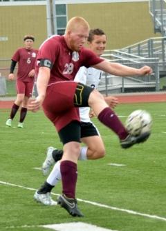 2014 Athens vs. Northeast Bradford Boys Soccer