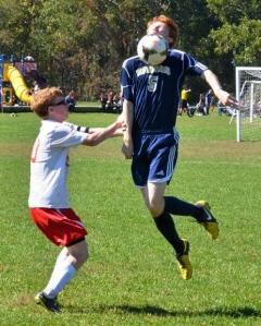 2014 Williamson vs. Troy Boys Soccer