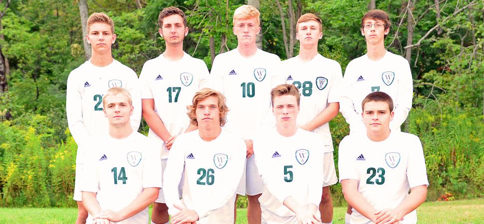 2017 Wellsboro Boys Soccer Senior Class