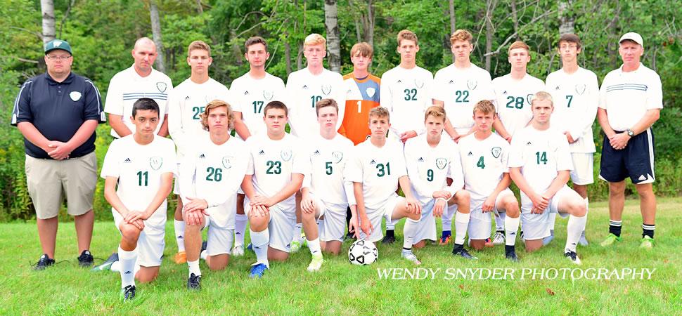 2017 Wellsboro Hornets Varsity Boys Soccer Roster