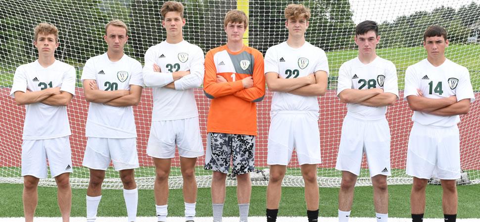 2018 Wellsboro Boys Soccer Senior Class