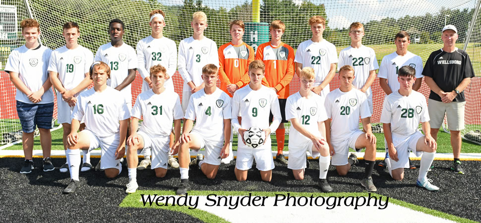 2018 Wellsboro Varsity Boys Soccer Team