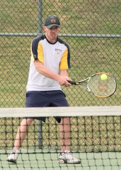 2012 Cowanesque vs. Towanda Boys Tennis