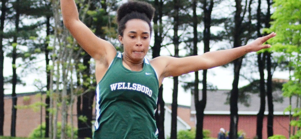 Hosey qualifies for PIAA state track meet.