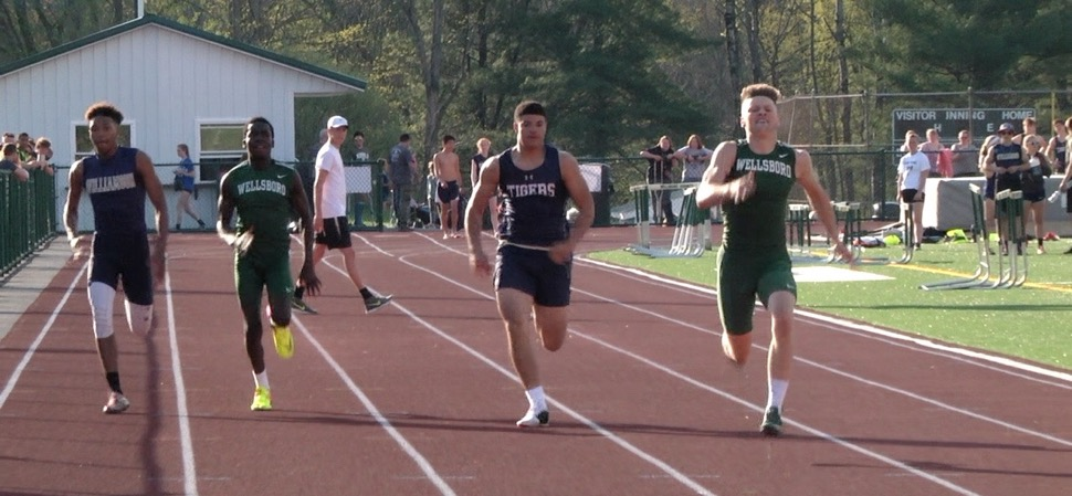 Northern Tioga sweeps North Penn-Mansfield, Wellsboro in tri-meet.