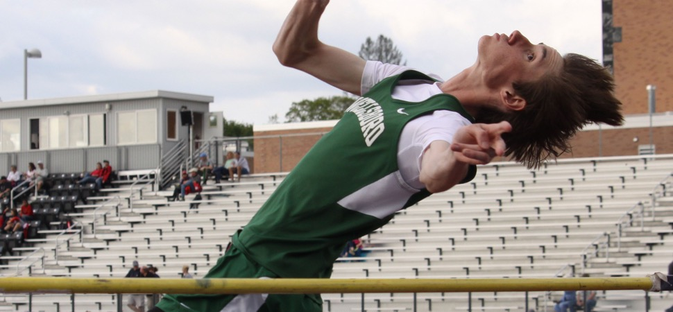Hornets tie for 4th at NTL Track Championships