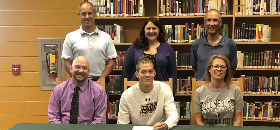 Tennis to Run Track at Bloomsburg