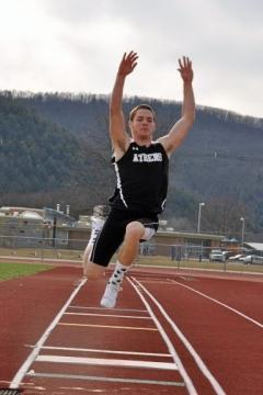 2013 Athens vs. Wellsboro Boys Track