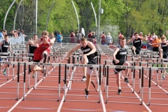 2013 Towanda vs. Canton and Williamson Boys Track