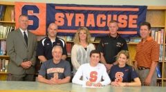 Towanda's Smith signs to run at Syracuse