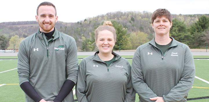 2017 Wellsboro Hornets Girls Track Coaching Staff