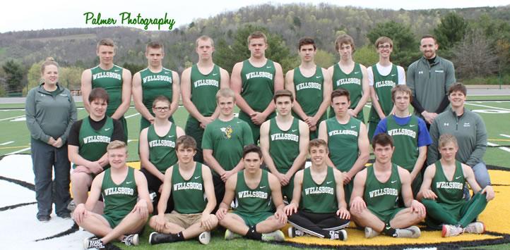 Wellsboro Boys Track