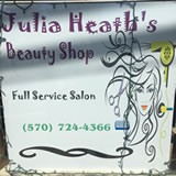 Julias Beauty Shop