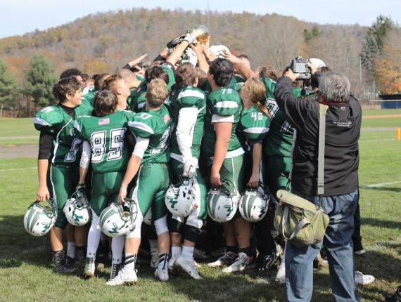 2016 North Penn-Mansfield Varsity