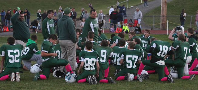 Coach Mascho to hold Parent Meeting.