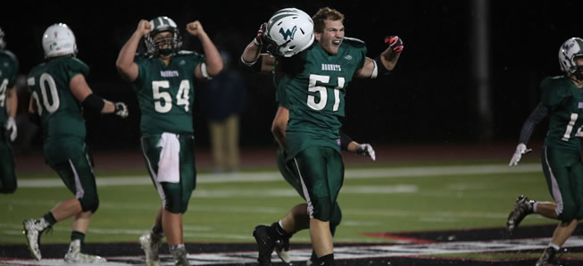 Hornets shutout Muncy, win first ever District playoff game.