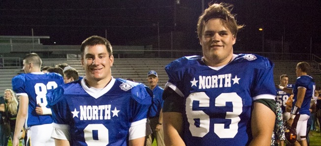 Covert, Tremper end careers at All-Star game.
