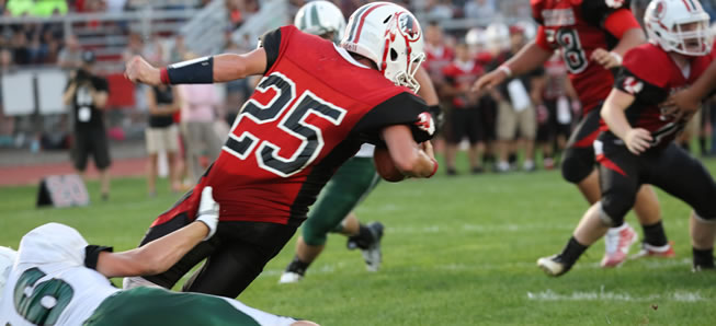 Canton game pictures available.