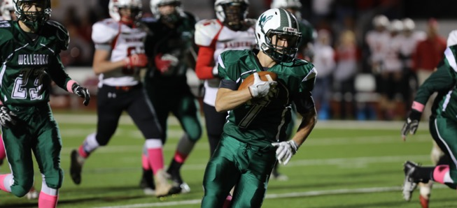 Hornets romp Red Raiders on Homecoming.
