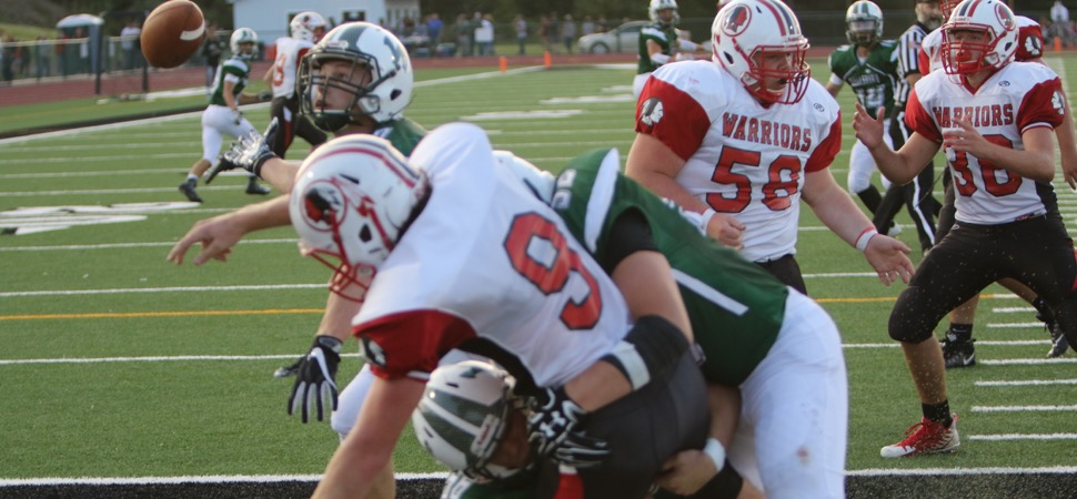 Hornets topple Canton at new Wellsboro Community Athletic Complex.