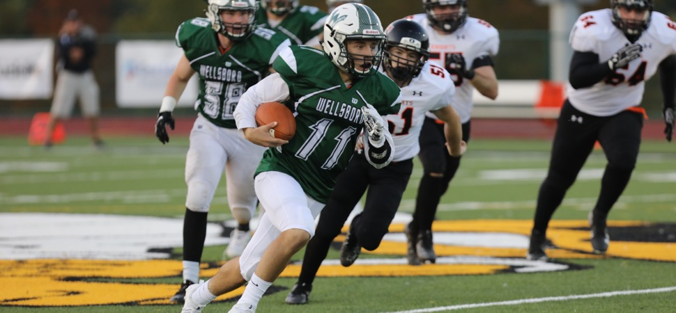 Henry named to PA Football Writers All-State Football team.
