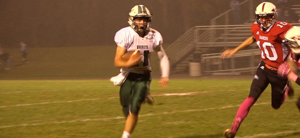 Henry scores 100th career touchdown in 51-8 win over Montgomery.