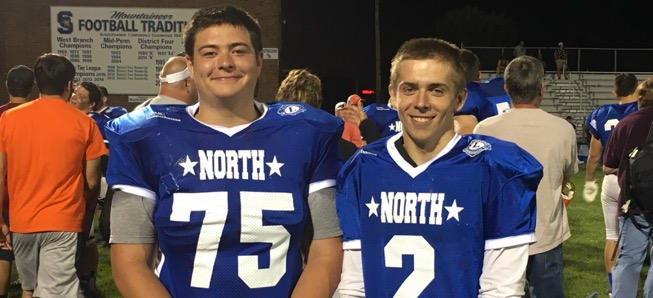 Lamphier, Nichols end careers at 27th Annual All-Star game.